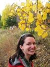 CFWE's Program Assistant Jennie Geurts