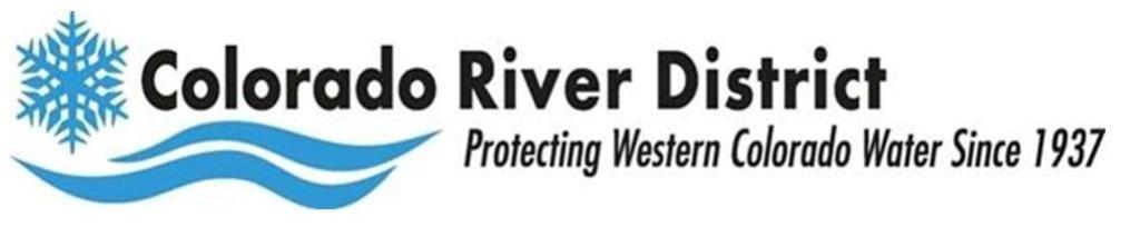 colorado river district logo