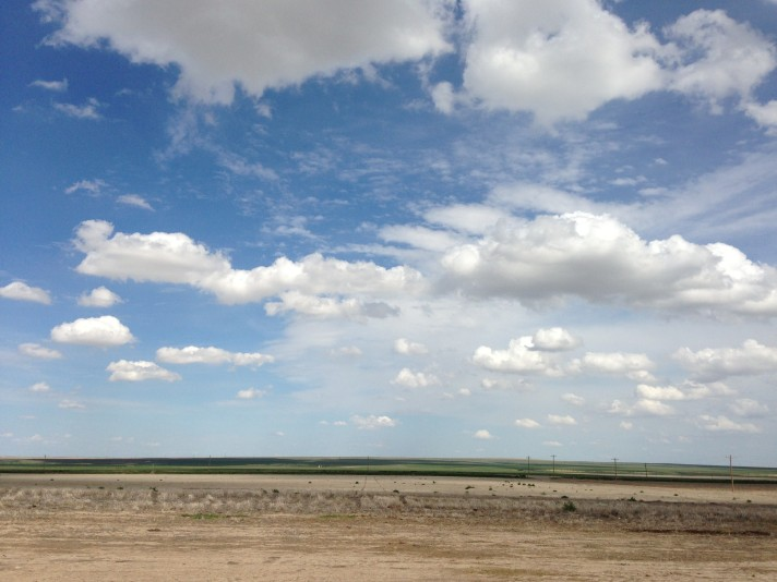 lamar drought