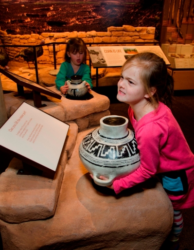 Could you haul water at Mesa Verde? Photo credit:  History Colorado