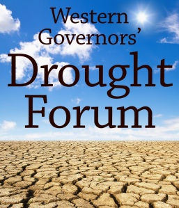 Drought Forum Vertical Logo